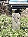 Lancashire and Yorkshire Railway Boundary Stone - geograph.org.uk - 1247881.jpg