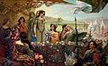 Lancelot and Guinevere - Herbert James Draper.jpg