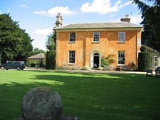 Langar cum Barnstone Civil parish in Rushcliffe, England