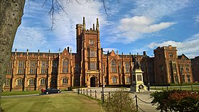 Lanyon Building, Queen's University, Belfast.jpg