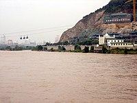 Yellow River at Lanzhou
