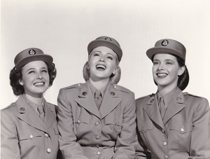 Keep Your Powder Dry - Laraine Day, Lana Turner, and Susan Peters