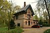 foto van Larenberg: voormalige paardenstal/koetshuis