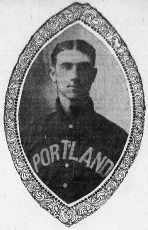 Larry McLean - McLean in 1905