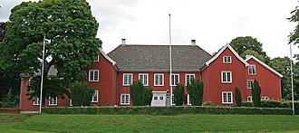 Larvik - Herregården Manor