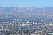 Las Vegas from Frenchman 3