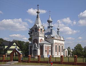 Sławatycze - Orthodox church