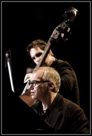 Kurt Elling - Pianist Laurence Hobgood, Elling's longtime collaborator