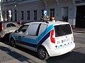 Law Enforcement Škoda, Akadémia Straße, 2021 Lipótváros.jpg
