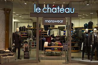 Le Château - A Le Château store in Promenade