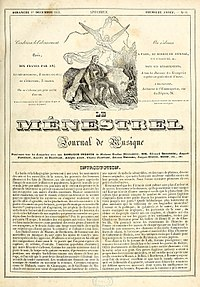 Le Ménestrel 1st Edition - 1 December 1833.jpg