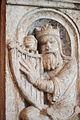 Le Roi David accordant sa harpe, détail.jpg