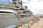 Leaving the USS Missouri (6180412952).jpg