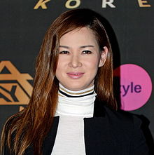 Lee So-ra at the press conference of Project RunWay Korea season 4 from acrofan.jpg