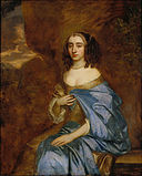 Lely, Sir Peter - Portrait of a Lady with a Blue Drape - Google Art Project.jpg