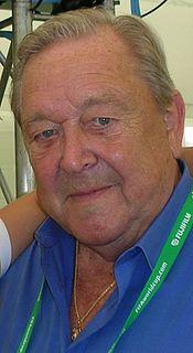 Lennart Johansson Swedish football administrator