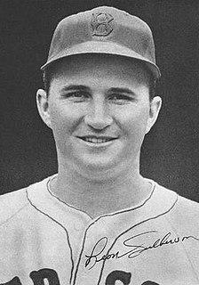 Leon Culberson American baseball player