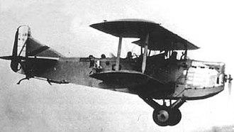 Levasseur PL.10 - Levasseur PL.10 in flight