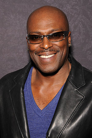 Lexington Steele - Lexington Steele, Las Vegas, Nevada on January 18, 2014