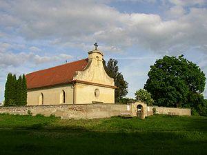 Libušín - Church