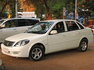 Lifan 520 - Image: Lifan 520 1.6L Elite 2012 (15281511293)