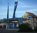 Limburgerhof Aral-Tankstelle.JPG