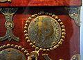 Limoges, cassone araldico di riccardo di cornovaglia, 1258 ca. 06.jpg