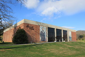 Lincoln Memorial University - Lincoln Library and Museum