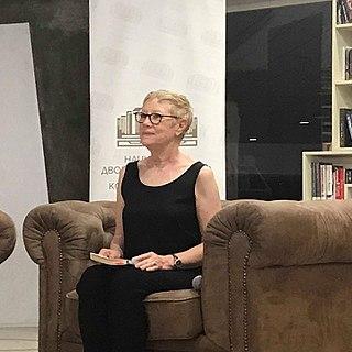 Linda Gregerson American poet, teacher