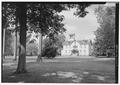 Lindenwald, 1013 Old Post Road, Kinderhook, Columbia County, NY HABS NY,11-KINHO.V,1-8.tif