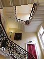 Linnean Society interior 11 - staircase.jpg