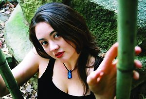 "Lisa Furukawa - Lisa Furukawa from the ""Reaching the Dragon"" album."