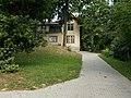 Listed Villa garden, BB 42 in Fonyód, 2016 Hungary.jpg