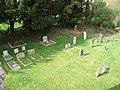 Little Bedwyn - The Graveyard Of St Michaels Church - geograph.org.uk - 1269921.jpg