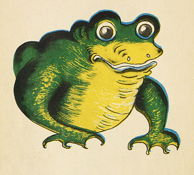 The grandfather frog