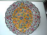 Little world, Aichi prefecture - Turkish culture exhibition - Tabak (Dish)3.jpg