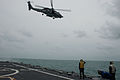 Littoral Combat Ship USS Fort Worth (LCS 3) supports AirAsia Flight QZ8501 search efforts 150103-N-DC018-098.jpg