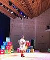 Liv Inger Somby speaking at Wikimania 2019 1.jpg