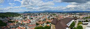 Ljubljana Ljubljanski Grad-Ljubljana Castle -Sever North