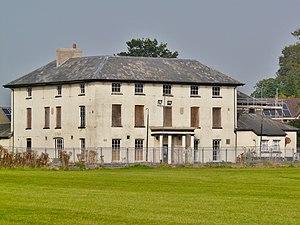Llanrumney Hall - Llanrumney Hall in 2014