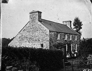 Llwynderw, Cellan