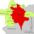 Localització de Morella respecte dels Ports.png