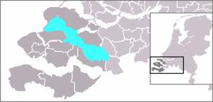 Eastern Scheldt - Eastern Scheldt (Oosterschelde)