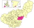 LocationMancomunidad del Marquesado del Zenete.png