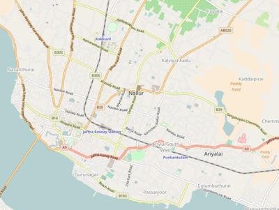 ModuleLocation mapdataSri Lanka Jaffna Greater Wikipedia