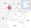 Locator map of Kanton Gâtinais en Bourgogne 2019.png