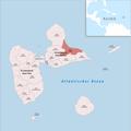 Locator map of Kanton Le Moule 2018.png