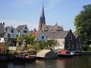 Stichtse Vecht - View of Breukelen