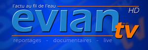 Logo EVIAN TV