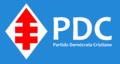 Logo del Partido Demócrata Cristiano (2014).png